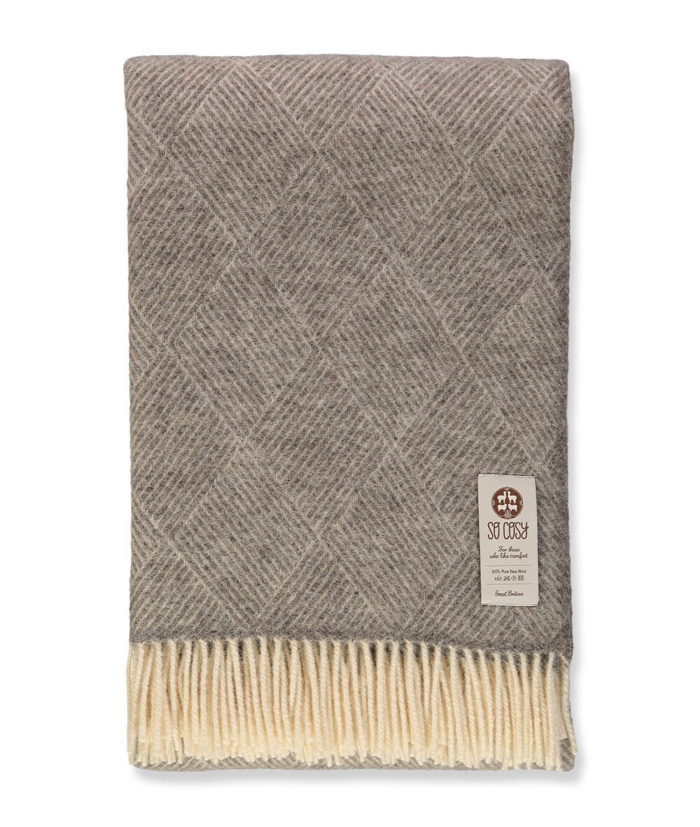 Derry Soft Grey Cream