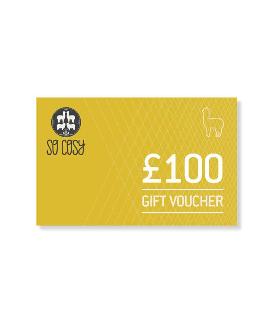 £100 Geschenkgutschein