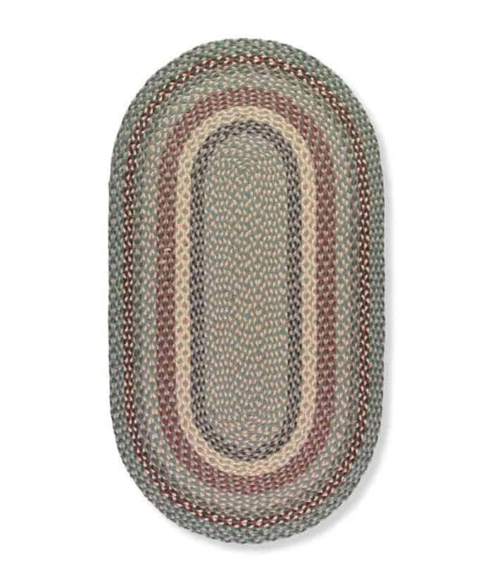 Thundra oval rug