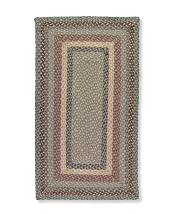 Tundra rectangle rug