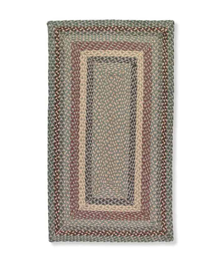 Tundra rectangle rug