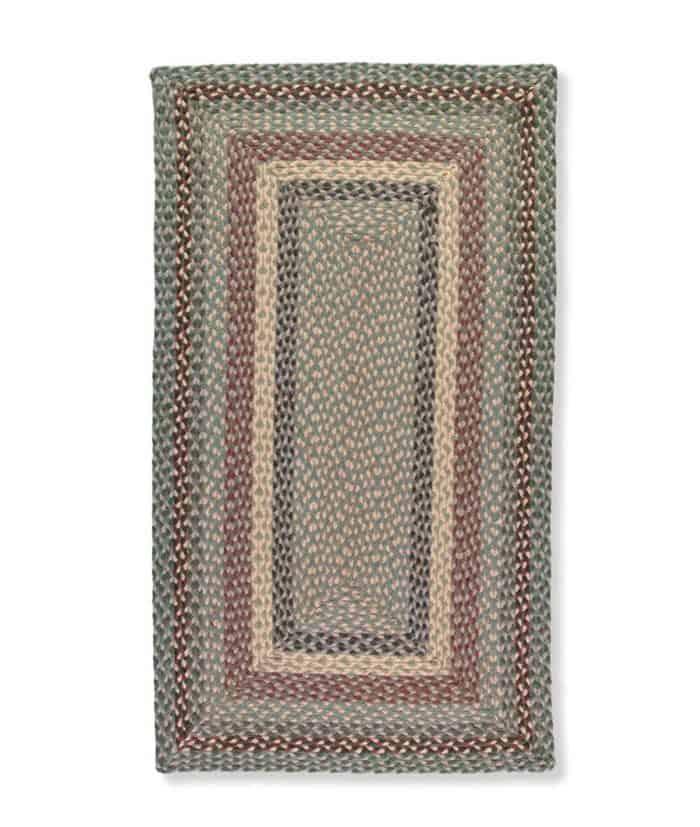 Tundra rechteckiger Teppich
