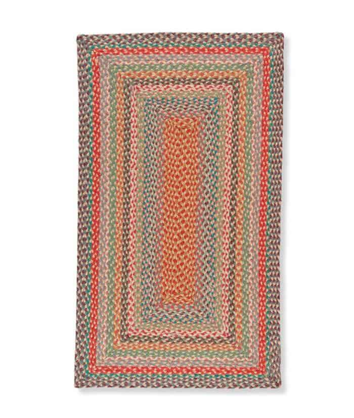 Carnival rectangle rug