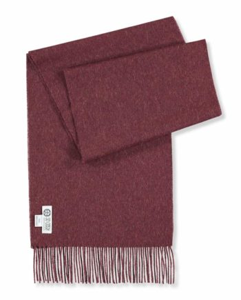 tawny port colour cosy scarf