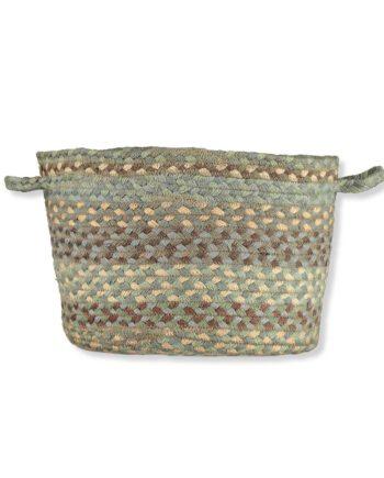 Misty Blue Basket