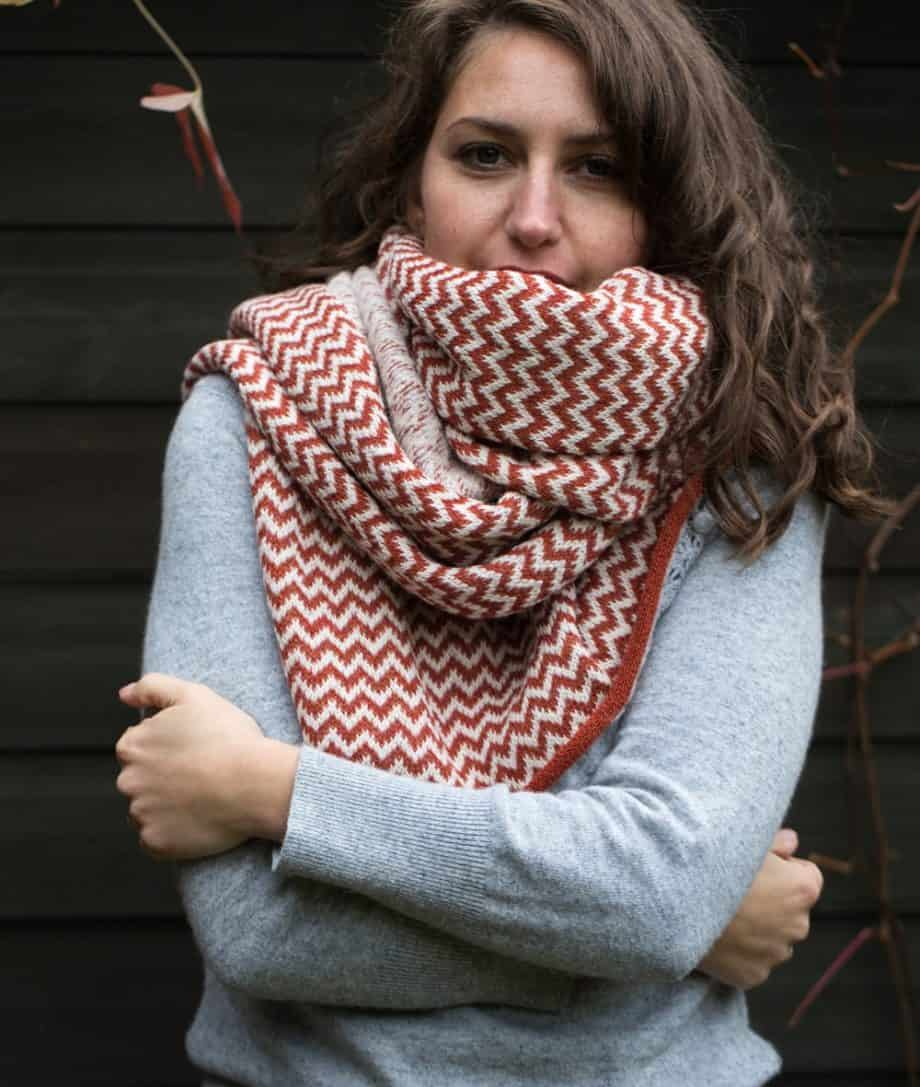 so cosy unique knitted scarves collection
