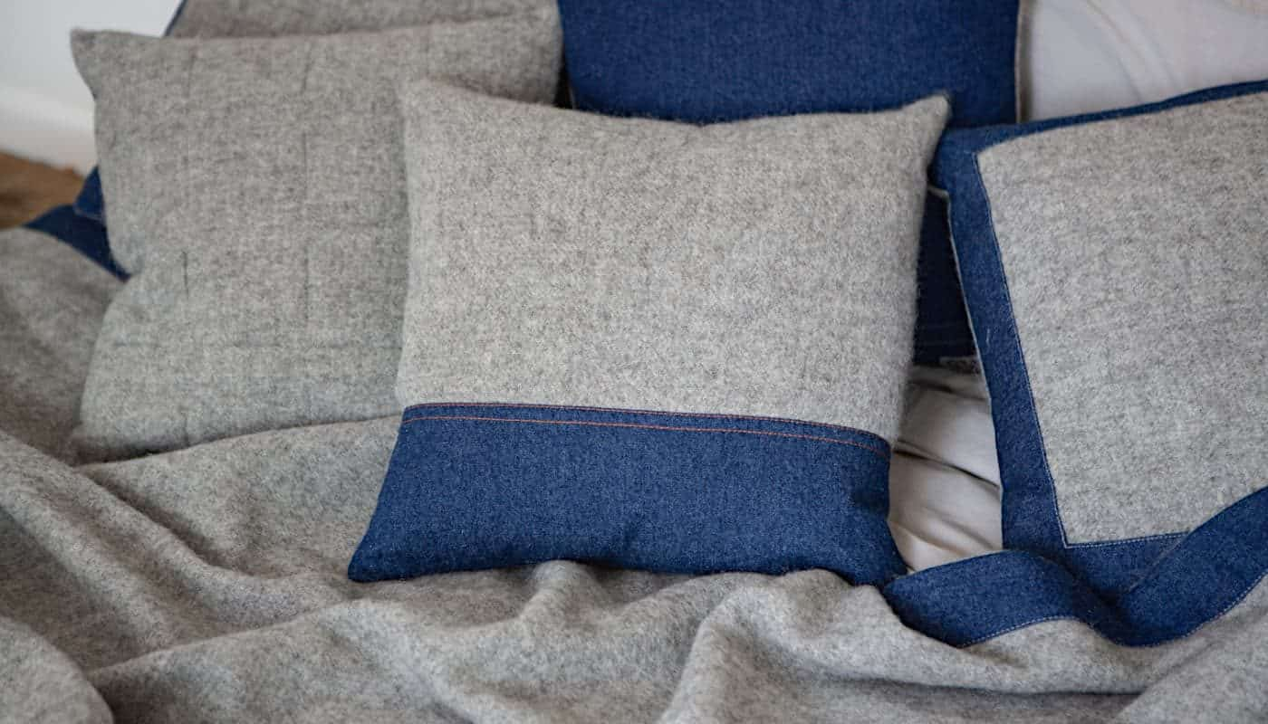 quality products made from gotland undyed wool