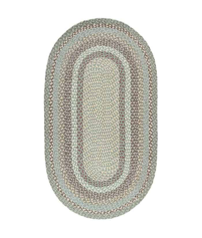 Seaspray oval rug