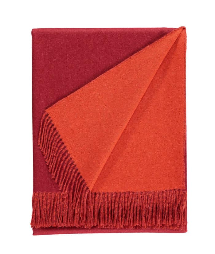 Emery Crimson Red Deep Orange