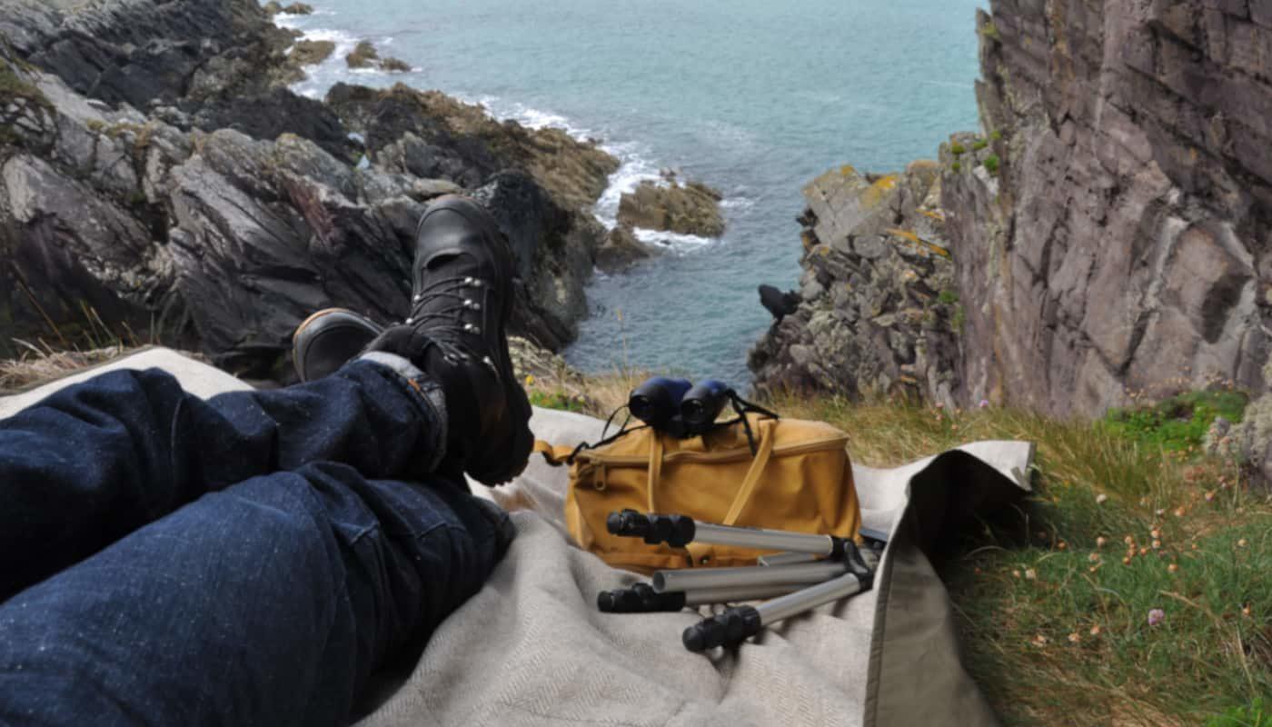 west wales coastline hikes so cosy