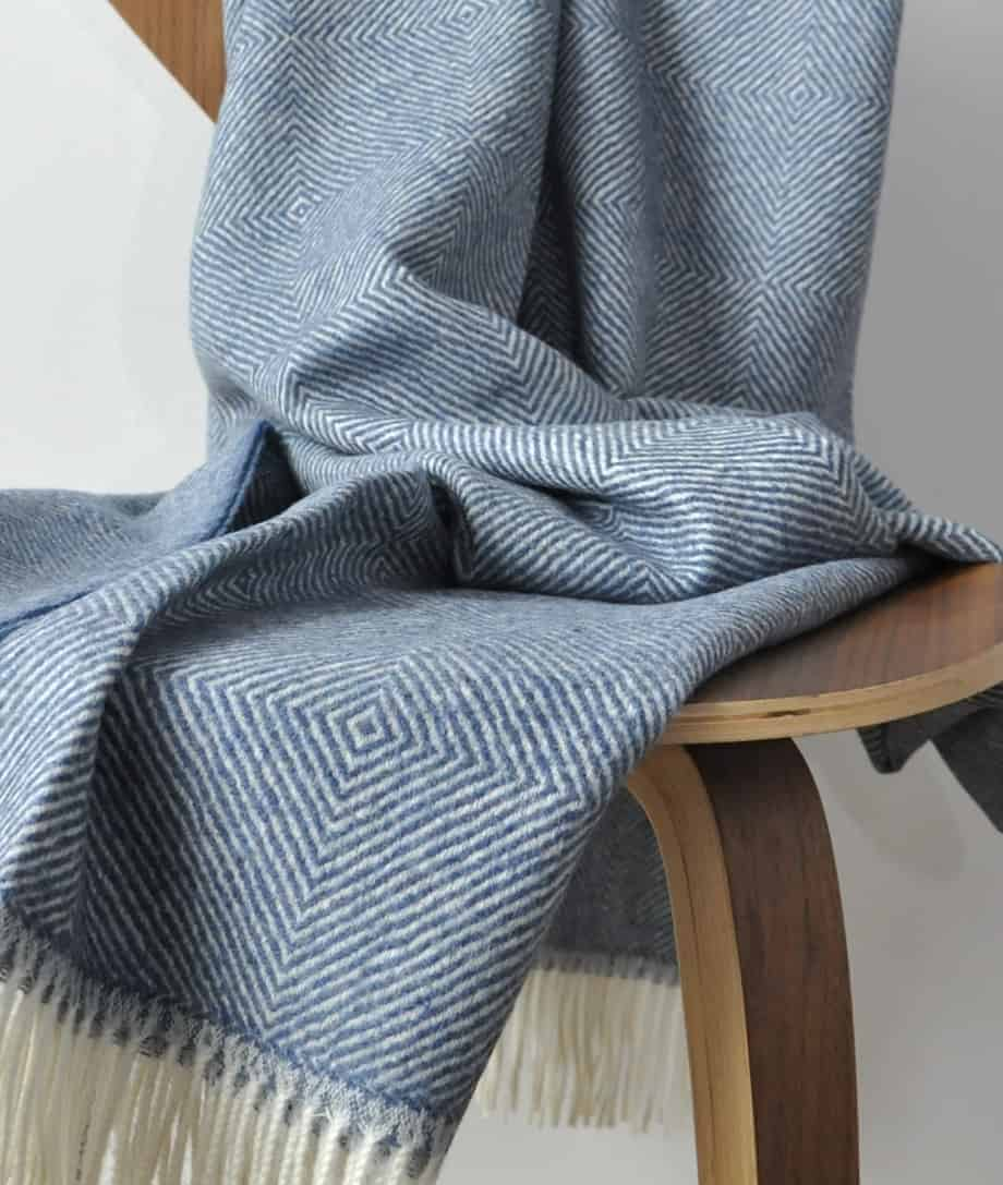 warm baby alpaca wool blankets from so cosy UK