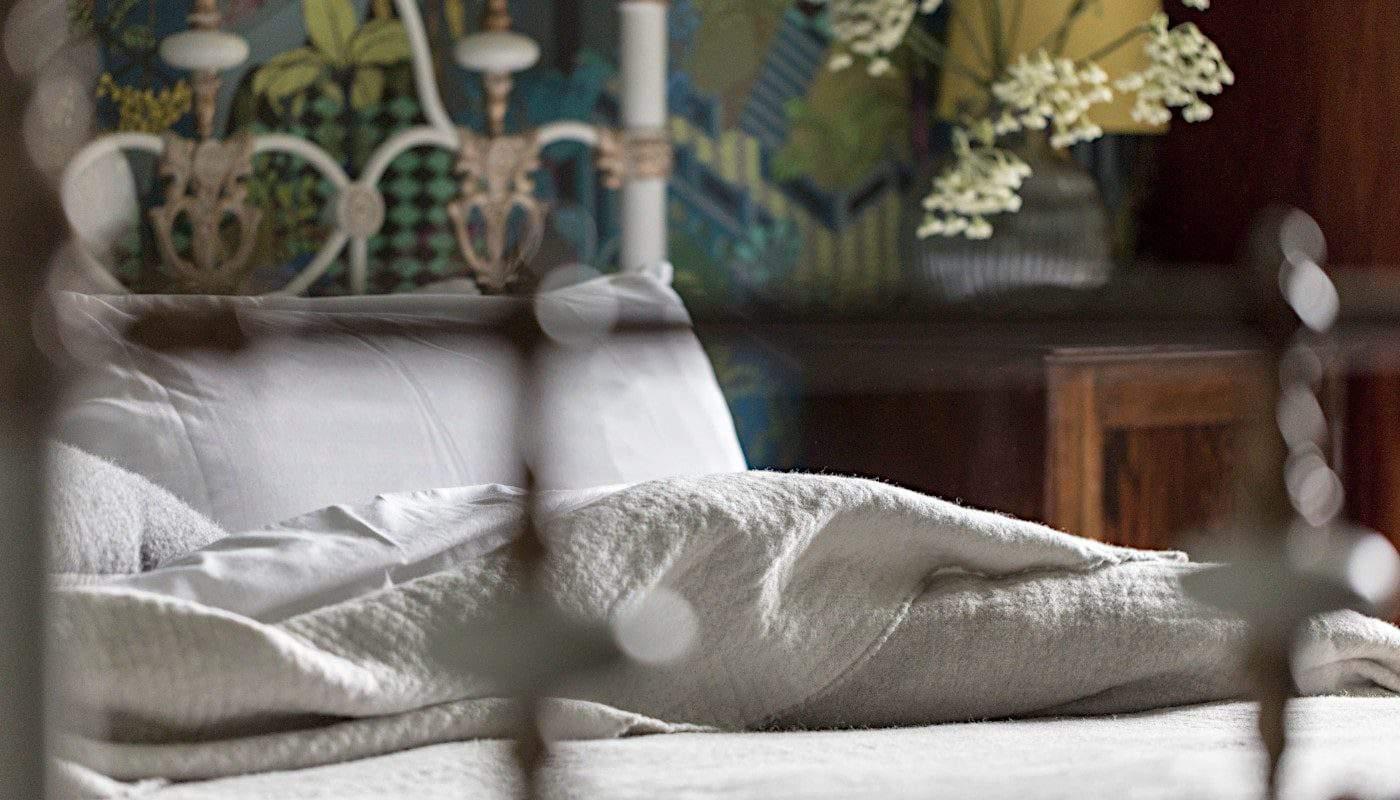 best quality large bedspread soft merino wool