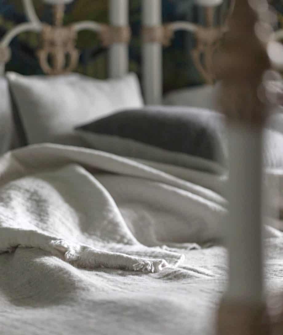 so cosy fine merino wool bedspread