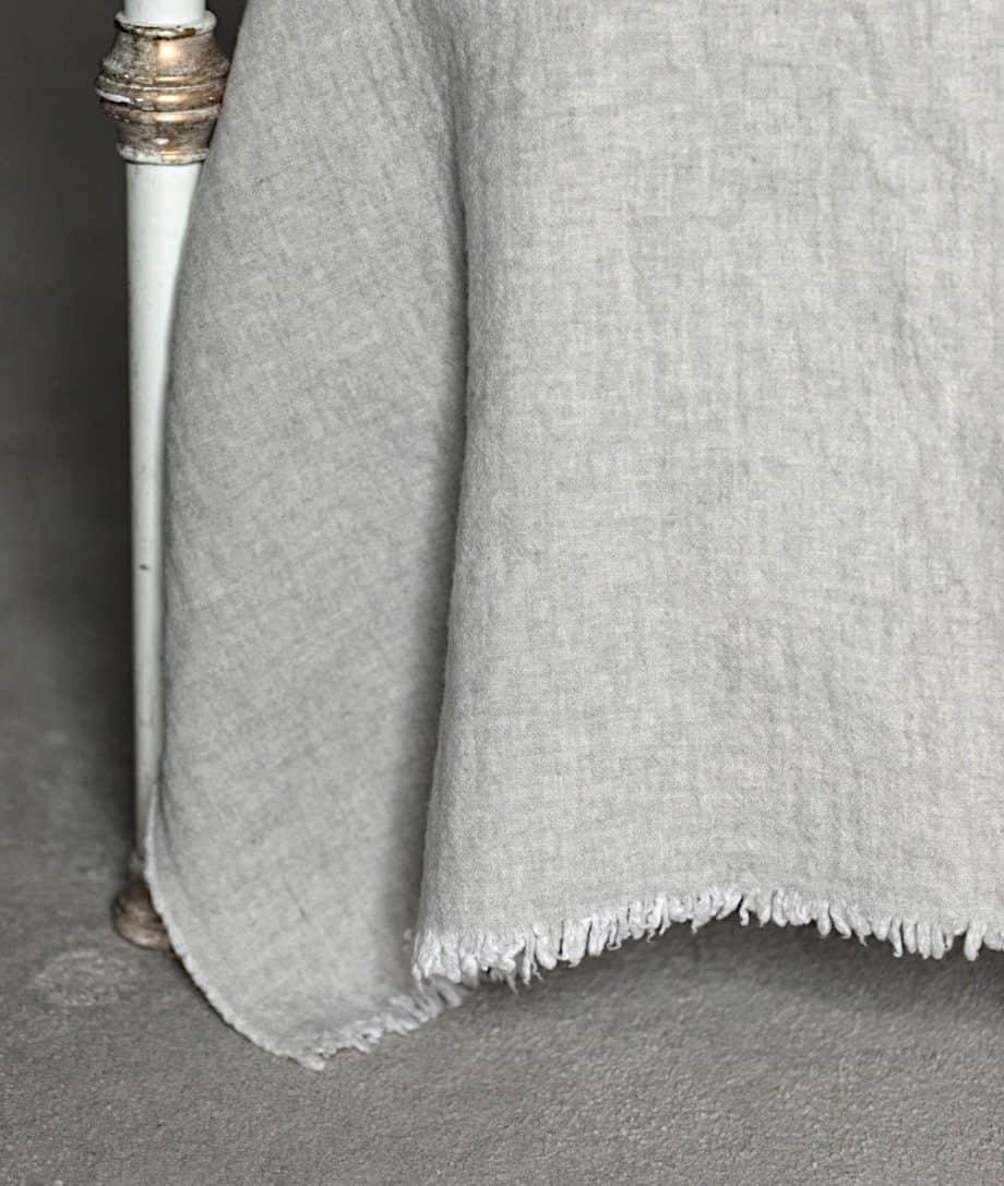 so cosy super fine merino wool bedspread blanket