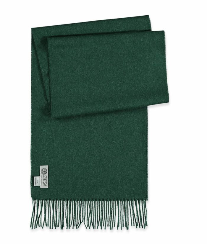 so cosy scarves collection british racing green colour