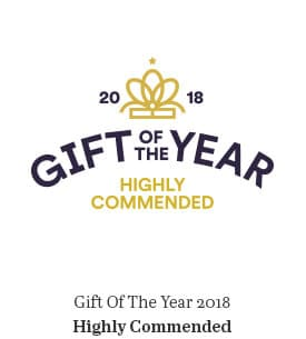 Gift of the Year 2018 Highly Commended