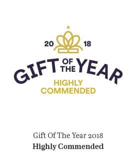 Geschenk des Jahres 2018 sehr zu empfehlen