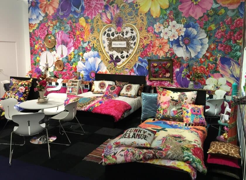 Inspiration trip to Heimtextil