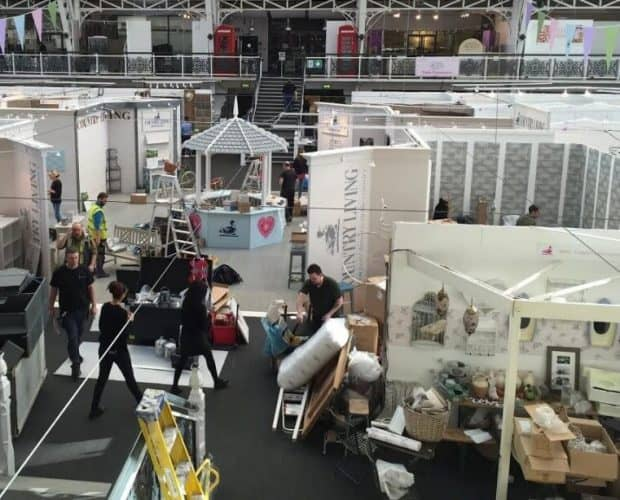 Take Aways from the Country Living Spring Fair