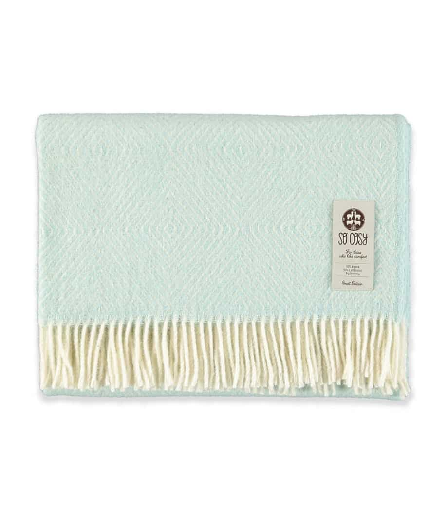 Daisy Baby Blanket