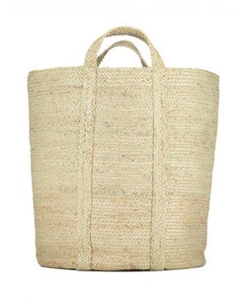 Slouchy Natural Storage Basket