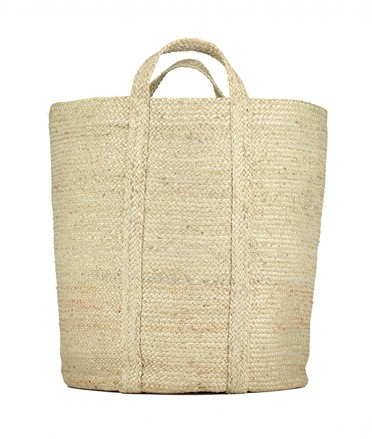 Slouchy Natural Storage Basket