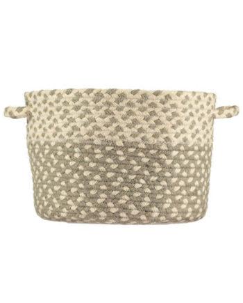 Soft Grey Basket