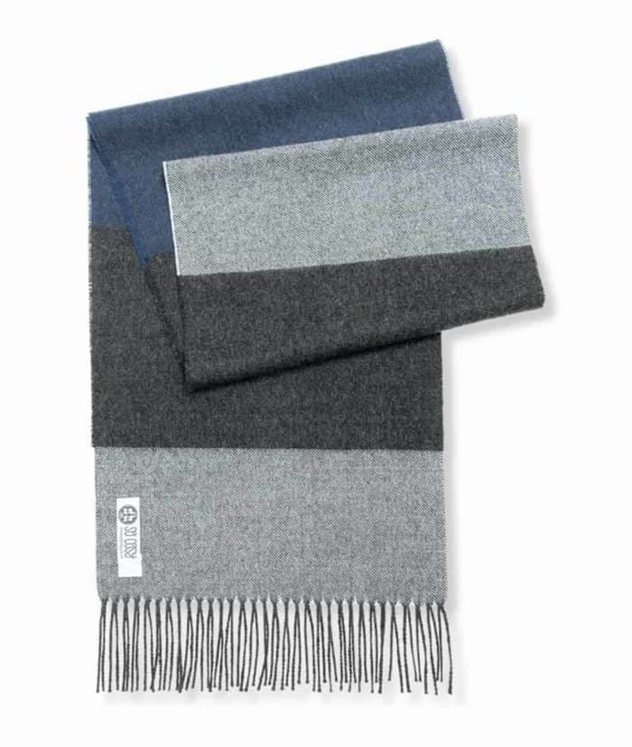 so cosy smart casual scarves