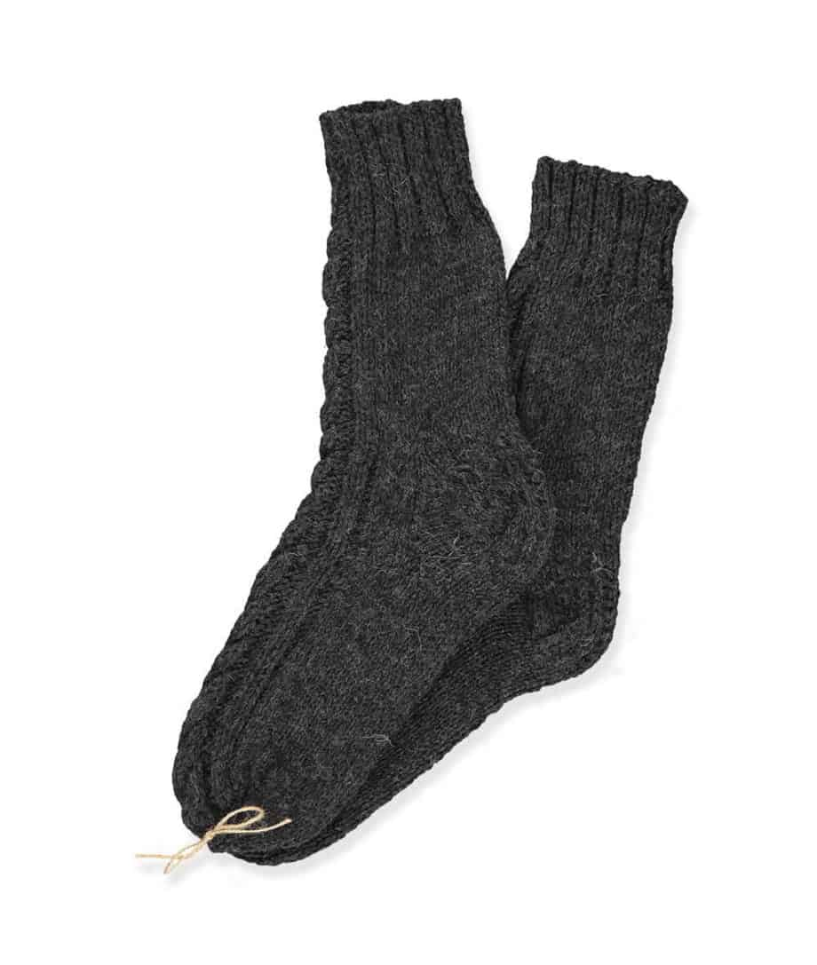 Hand Knitted Socks