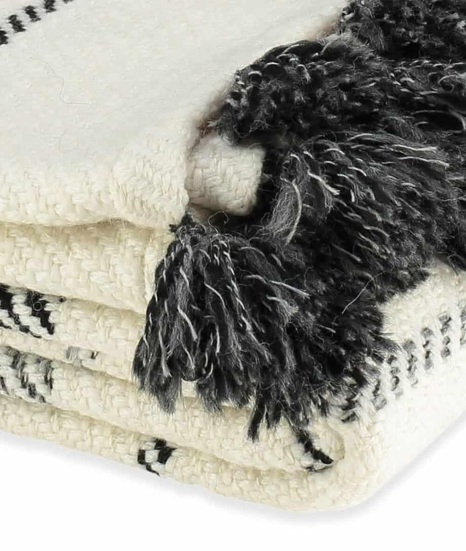 Nazca Hand Woven Blanket