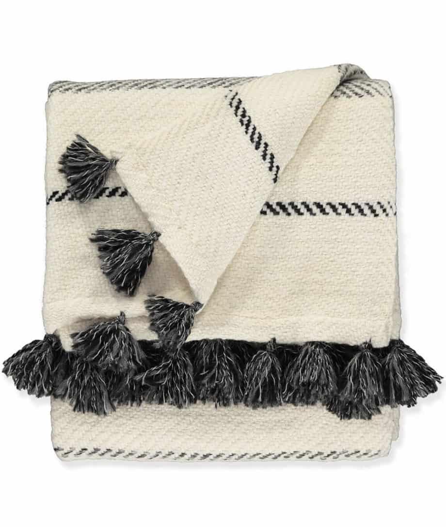 Nazca handgewebte Decke