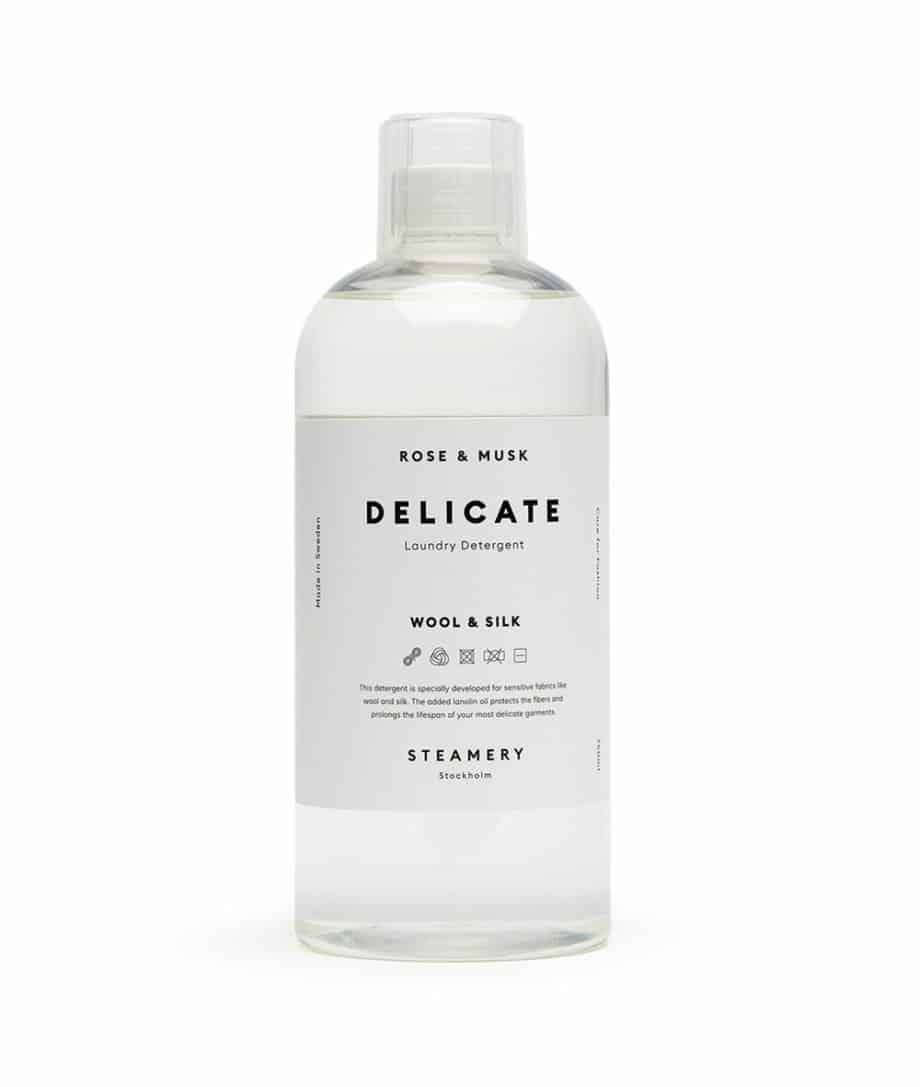 Delicate Laundry Detergent for Wool and Silk