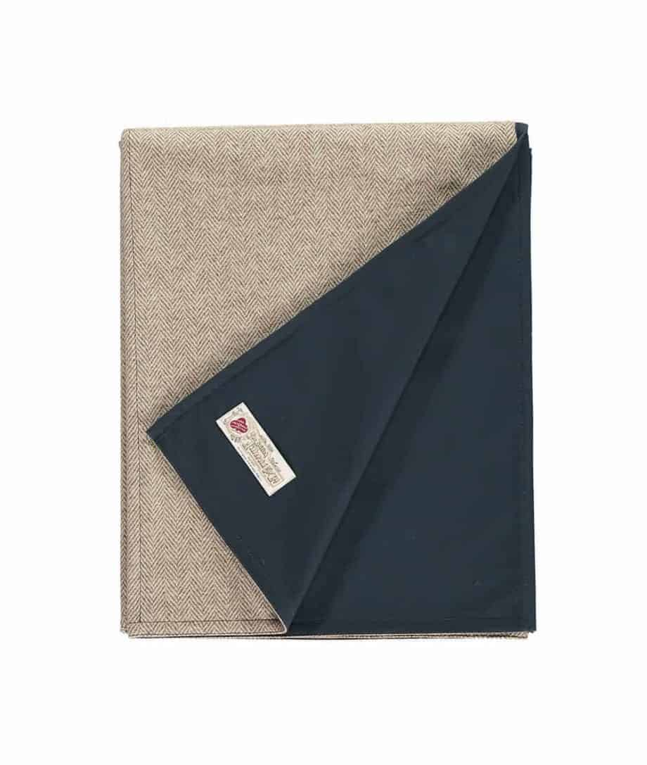 outdoor picnic blanket navy