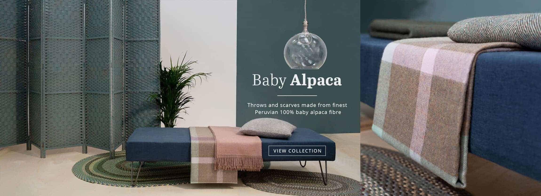 so cosy baby alpaca wool collection