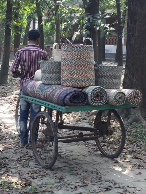 organic jute rugs baskets