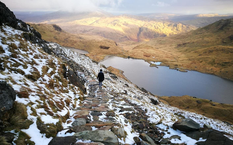 Rambling in Snowdonia
