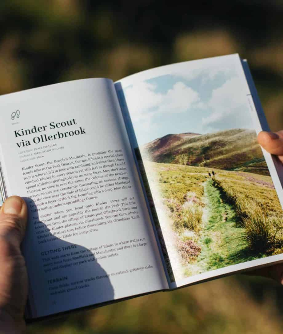 the peak district guide hikes walks