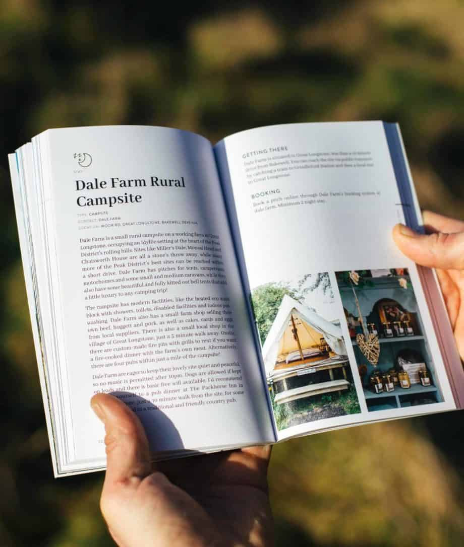 the peak district guide