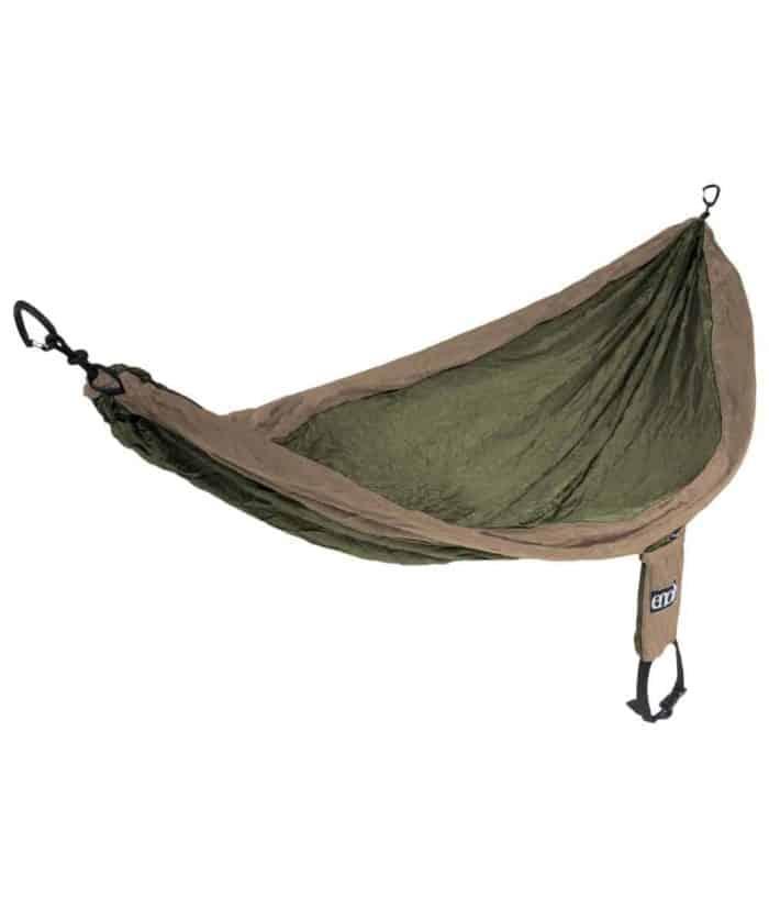 eno hammock in khaki green colour