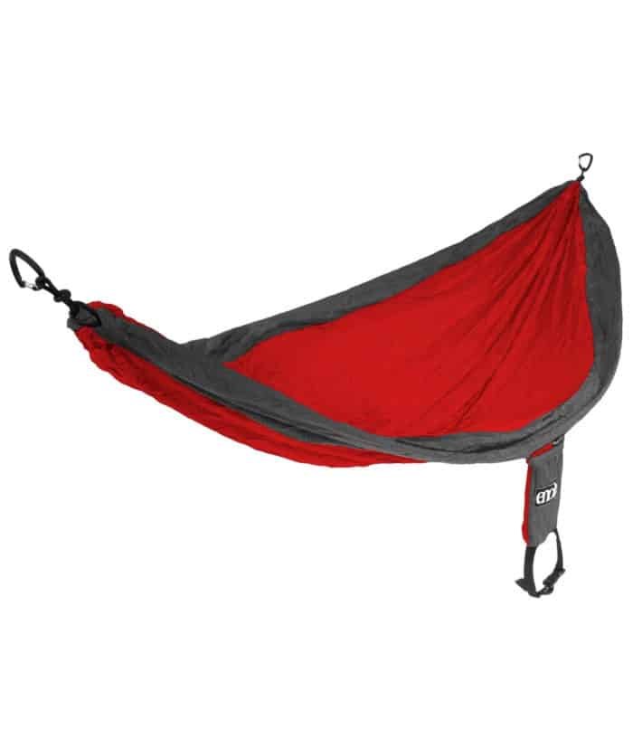 eno hammock red charcoal colour buy online