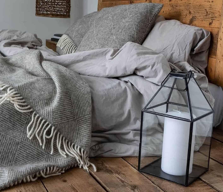 Bedroom wool