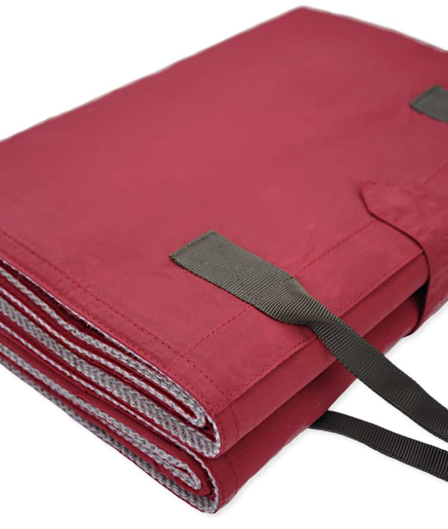 buy online quality outdoor products red picnic blanket