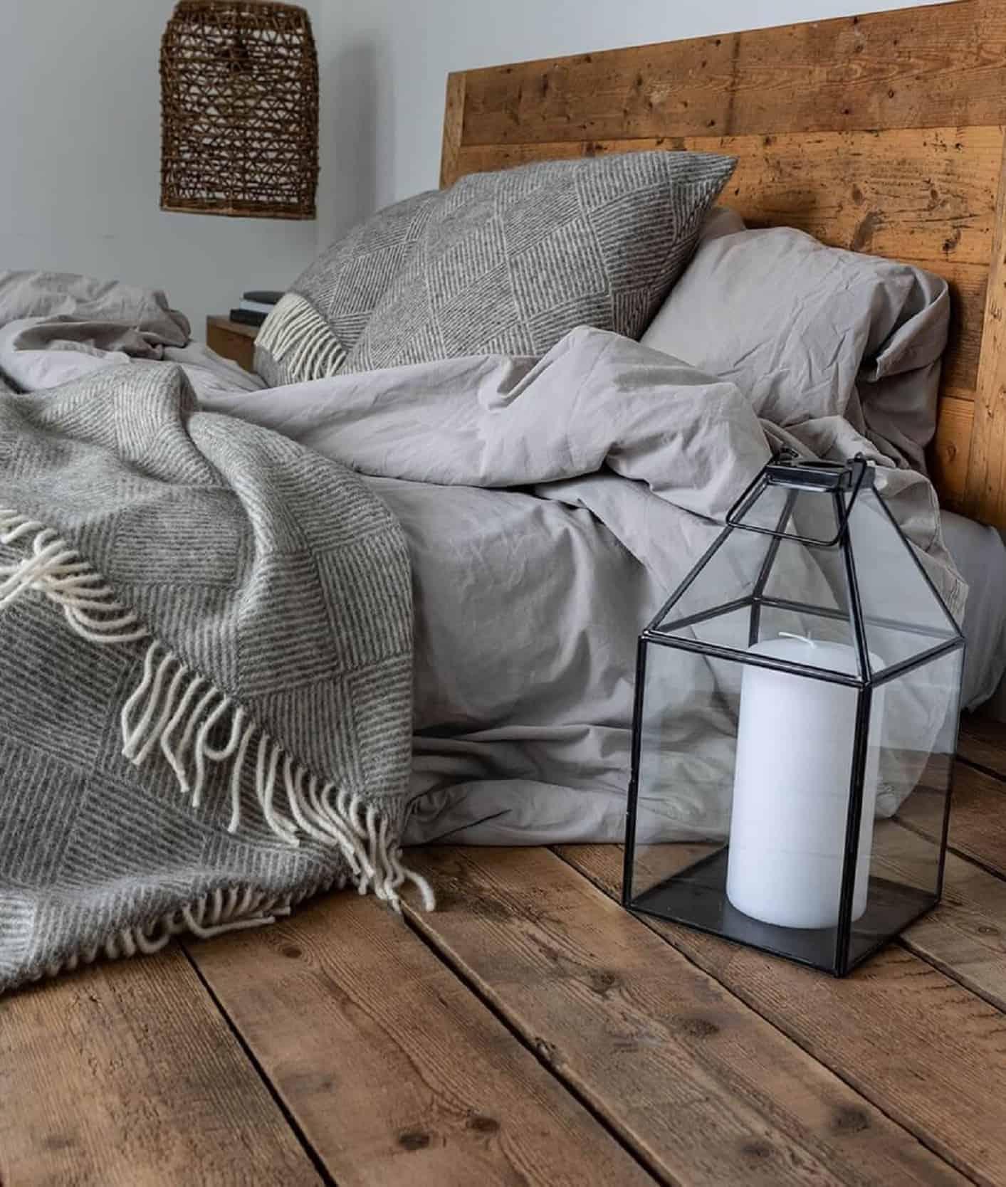 Comfy summer bed