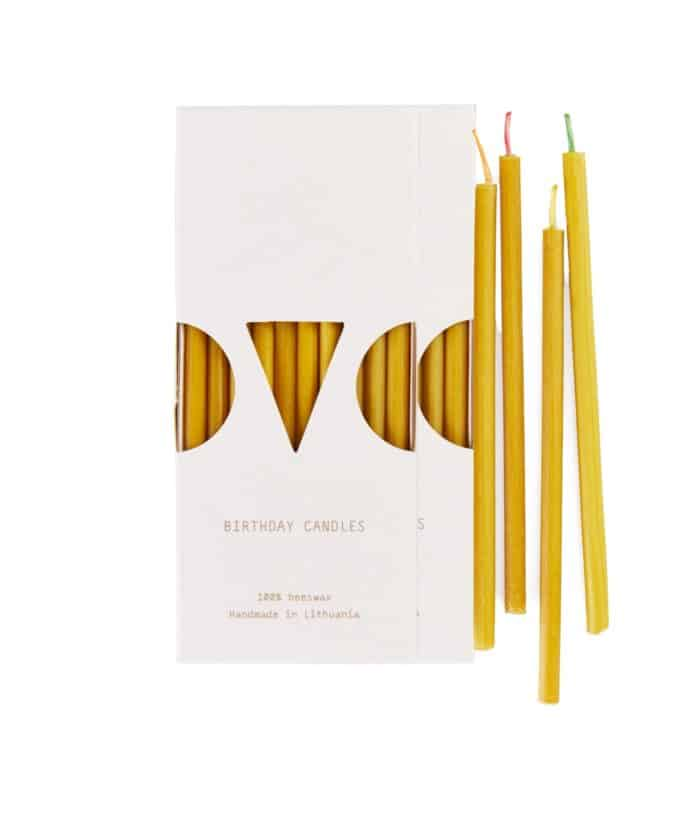 birthday candles perfect gift