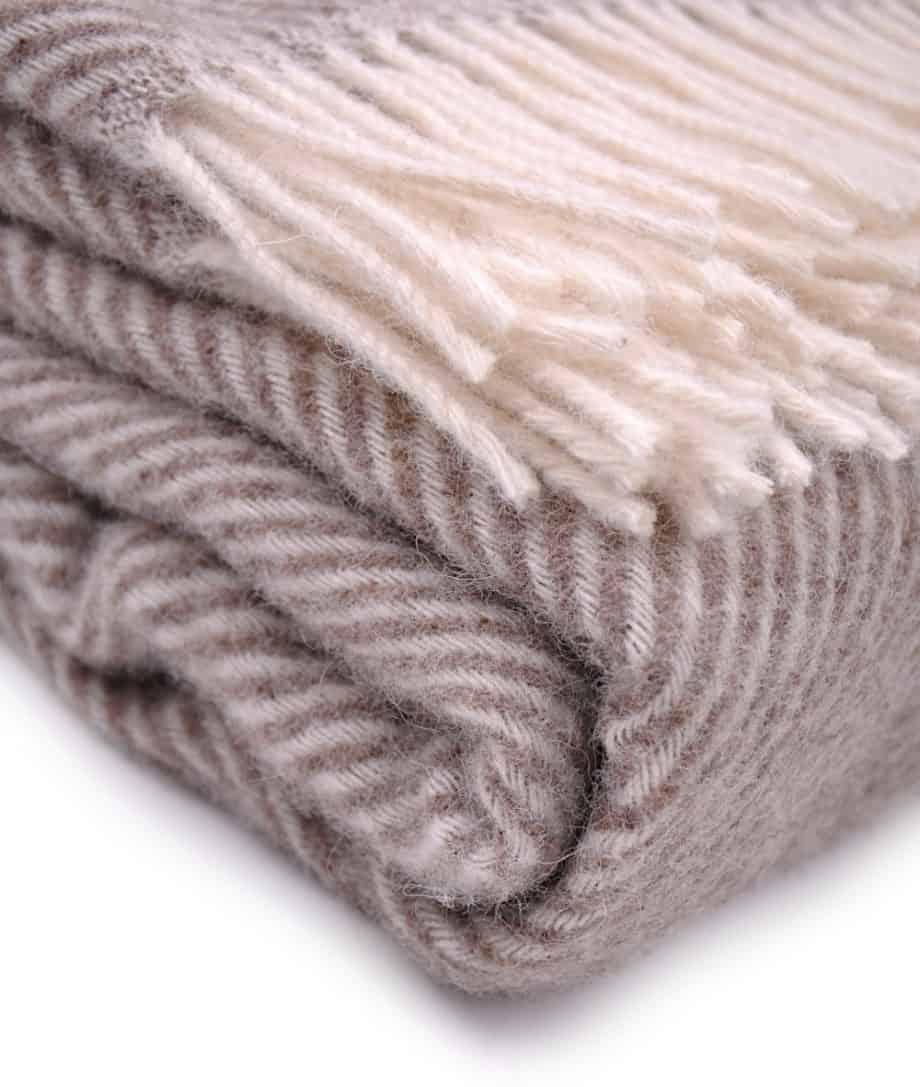 large-didrik-brown-cream-colour-so-cosy-blanket-bedspread
